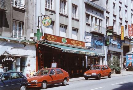 La Taverne Saint Martin