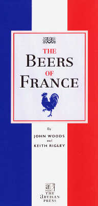 The Beers Of France Book Cover
